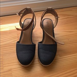 Style and Co. espadrilles size 7